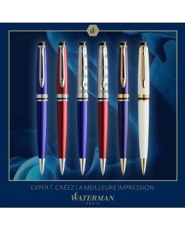 Długopis EXPERT CIEMNOCZERWONY CT - 6