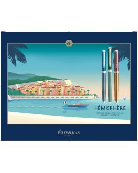 Długopis HEMISPHERE SUNSET ORANGE - 4
