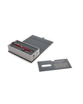 Długopis SONNET RED LACQUER GT - 4