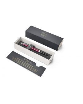 Długopis (NIEBIESKI) URBAN VIBRANT MAGENTA CT - 4
