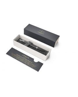 Długopis (NIEBIESKI) URBAN LONDON CAB BLACK CT - 2