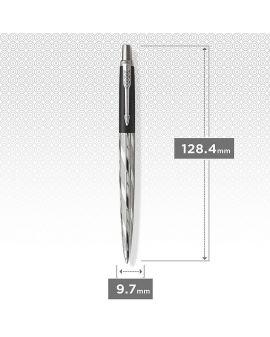 Długopis (NIEBIESKI) JOTTER SE LONDON ARCHITECTURE: BLACK POSTMODERN CT - 11