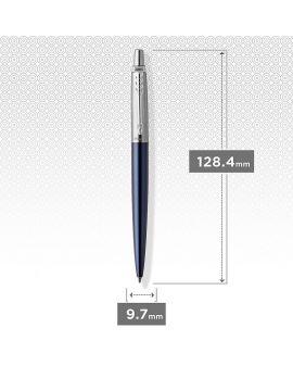 1 Długopis JOTTER KENSINGTON RED CT (wkład niebieski) 1 Długopis ŻELOWY JOTTER ROYAL BLUE CT - 7