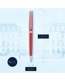 Długopis HEMISPHERE CORAL PINK - 5