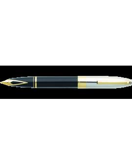 Pióro Wieczne Sheaffer Legacy Heritage Czarno Srebrno Złote SH - 1