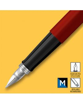 Pióro wieczne (M) JOT ORIGINALS RED - 8