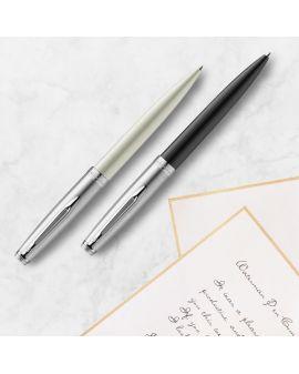 Długopis EMLBLEME DELUX METALICZNY ZŁOTY - 2