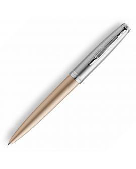 Długopis EMLBLEME DELUX METALICZNY ZŁOTY - 6