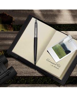 Długopis (NIEBIESKI) JOTTER XL RICHMOND MATTE BLACK - 6