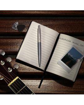 Długopis (NIEBIESKI) JOTTER XL ALEXANDRA MATTE GREY - 9