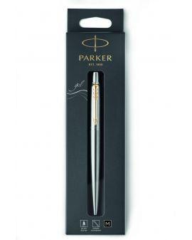 Długopis ŻELOWY (CZARNY) JOTTER STAINLESS STEEL GT - 3