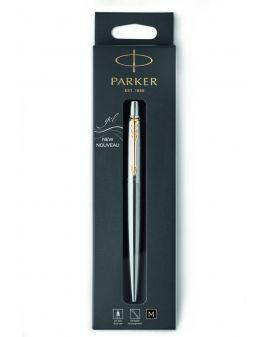 Długopis ŻELOWY (CZARNY) JOTTER STAINLESS STEEL GT - 4