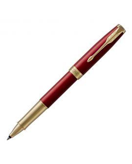 Pióro kulkowe (złota sekcja) SONNET RED LACQUER GT - 1