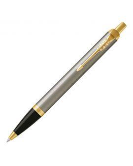 Długopis (NIEBIESKI) IM BRUSHED METAL GT - 1 - 3501179755595 -  - 1975559