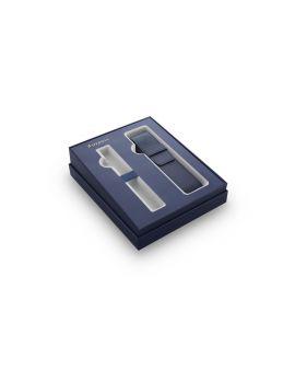 ZESTAW PODARUNKOWY Z ETUI NA PIÓRO/DŁUGOPIS  HÉMISPHÈRE  STALOWA CT (długopis) - 2 -  -  - 2122196