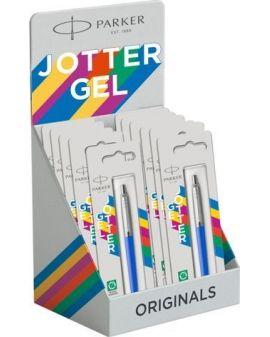 Display piór żelowych (12szt) JOTTER ORIGINALS PARKER 2141323 - 1 - 3026981413230 -  - 2141323