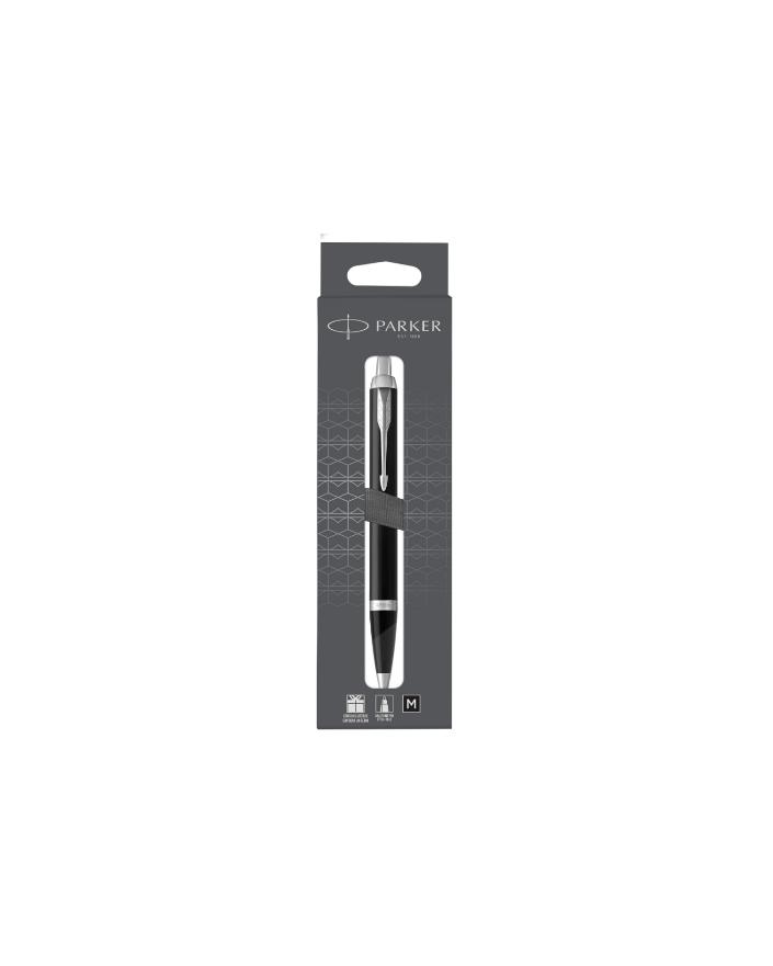 DUAL: 2 W 1 - GIFT BOX ZNAJDUJĄCE SIĘ WEWNĄTRZ PUDEŁKA TYPU HANG SELL PARKER IM ESSENTIAL MATTE BLACK CT (długopis) - 1 - 302698