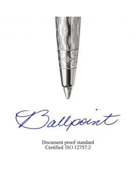 Długopis (NIEBIESKI) JOTTER SE LONDON ARCHITECTURE: CLASSICAL RED CT - 10