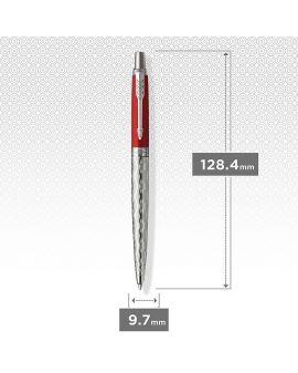 Długopis (NIEBIESKI) JOTTER SE LONDON ARCHITECTURE: CLASSICAL RED CT - 12