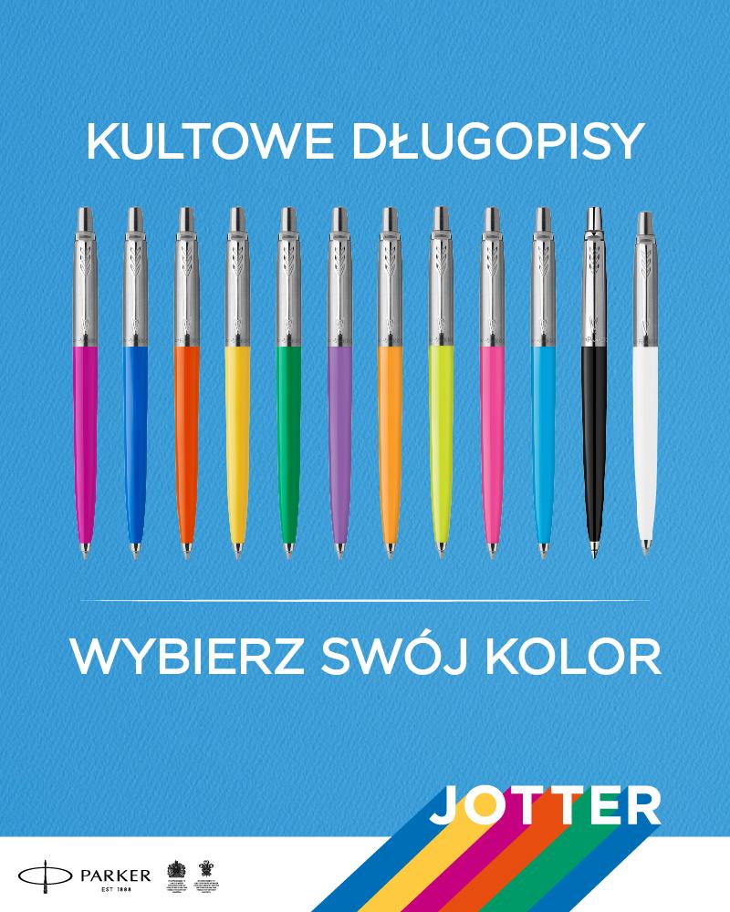 długopisy Jotter