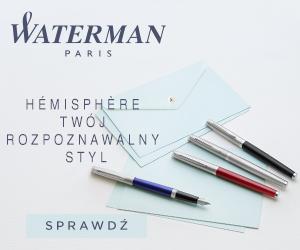 pióra wieczne Waterman